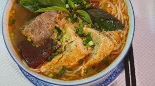 Le Lôtus d'Asie - une soupe