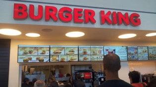 Burger King - Burger king marseille