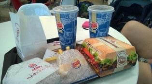 Burger King - Formule burger