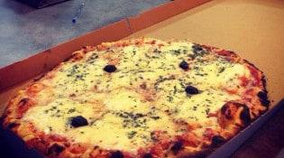 Chrono Pizza - Une pizza provençale