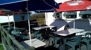 Le Relais Du Centre - la terrasse