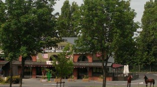 Oncle Scott's - Le restaurant et sa terrasse
