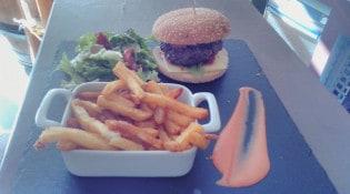 L'Astoria - burger et frites