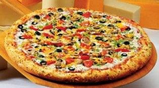 Allo Pizza Plus - une pizza