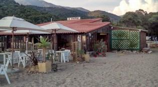 U Caspiu - La façade du restaurant