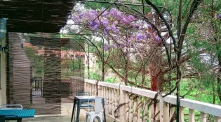U Turchinu - La terrasse