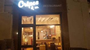 Crêpes & Co - la façade