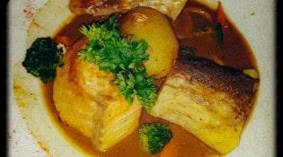 Aux Vieux Pavés - un plat