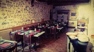 Aux Vieux Pavés - la salle