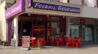 Fournil gourmand - La façade du restaurant