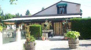 La Terrasse - La façade du restaurant