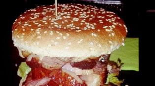 Le Chat Perché - Un burger