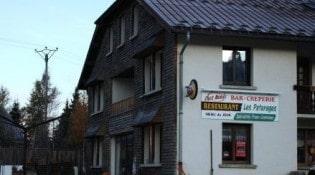 La Bonne Auberge - La façade du restaurant
