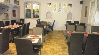 Le Grill Gourmand - La salle de restauration