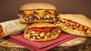 Time food - Des sandwiches