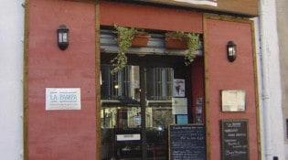 La Pampa - La façade du restaurant