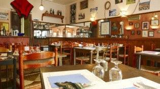 La Pampa - La salle de restauration