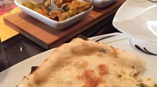 Shalimar - un plat