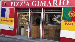 Pizz'a Gimario - la façade