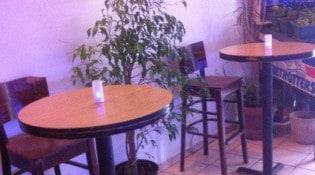 Brasserie Marie - La salle de restauration