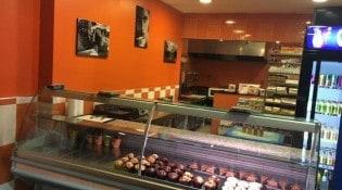 Darkoum - A l'intérieur du restaurant