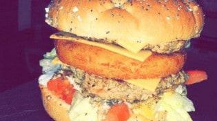 Darkoum - Un burger