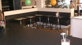 Le Papagayo - La salle de restauration