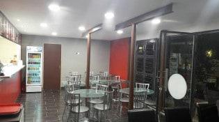 Mc Kebab Café - La salle de restauration