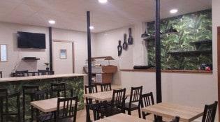 Chez Mathieu - La salle de restauration