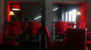 Limoncello - La salle de restauration