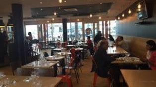 French Bistro - La salle de restauration