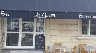 La Cuenta - La façade du restaurant