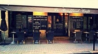 Le Bouffard Café - Le restaurant avec la terrasse