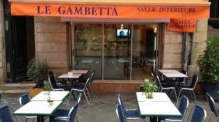 Le Gambetta - Le restaurant