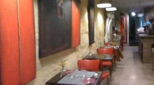 Le petit St Mich - La salle de restauration