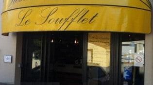 Le soufflet - Le restaurant