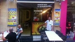Mangez Moi - Le restaurant
