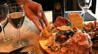 Simeone Dell'Arte - Un exemple de plat