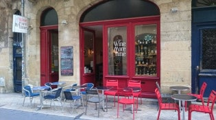 Wine more time - La façade du restaurant