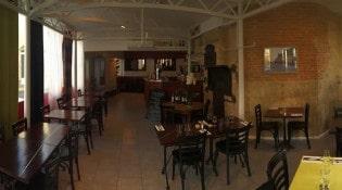 Le Bistroquet - La salle de restauration