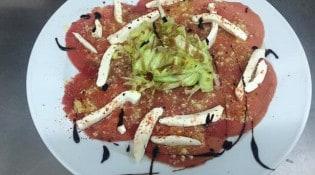 Le Sorillon - Un plat