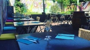 La Table de Willy - La terrasse