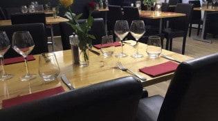 La Table de Willy - La salle de restauration