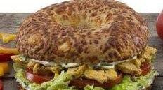 Bagel corner - Un bagel