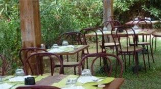 Chez Barth - La terrasse