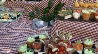 Chez Barth - Le buffet
