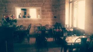 Chez Tantine - La salle de restauration
