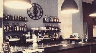 Chez Tantine - Le bar