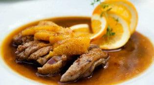 La Fabrique - Aiguillettes de canard a l'orange