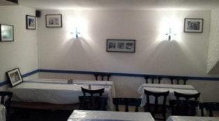La Petite Aphrodite - La salle de restauration